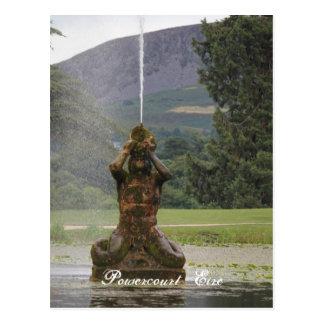 Powerscourt Postcard