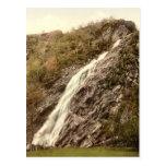 Powerscourt Waterfall, County Wicklow Post Card