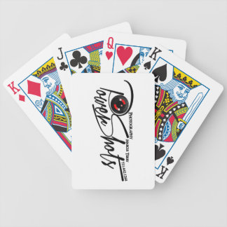 PowerShots Photography Card Bicycle Playing Cards