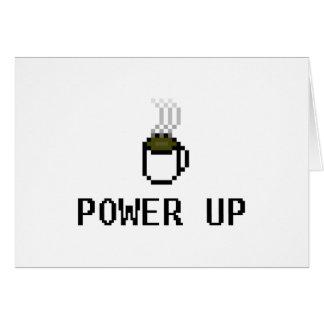 powerup card