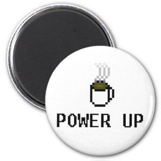 powerup imán redondo 5 cm