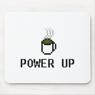 powerup mouse pad