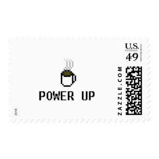 powerup postage stamp