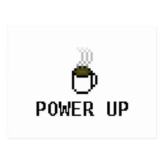 powerup postcard