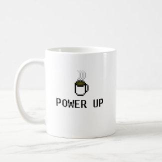 powerup taza clásica