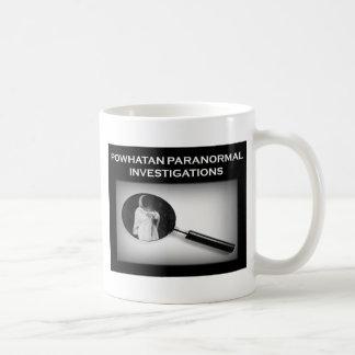 Powhatan Paranormal Coffee Mug