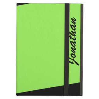 Powis iCase iPad Case with Kickstand, Green