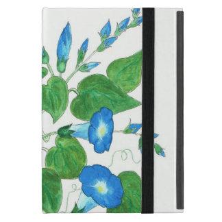 Powis iCase iPad Mini Case, Morning Glory Flowers Case For iPad Mini