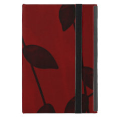Powis Icase Ipad Mini Case With Kickstand~red Vine at Zazzle