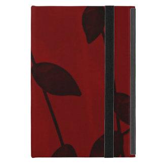 Powis iCase iPad Mini Case with Kickstand~Red Vine