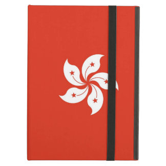 Powis Ipad Case with flag of Hong Kong