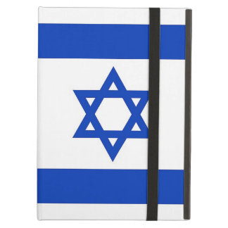 Powis Ipad Case with flag of Israel
