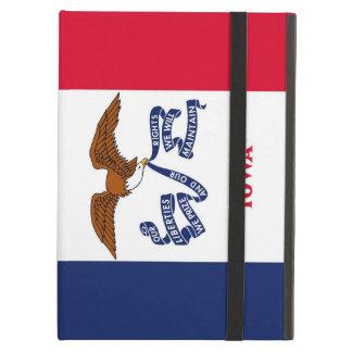Powis Ipad Case with Iowa State Flag, USA