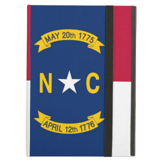 Powis Ipad Case with North Carolina Flag, USA