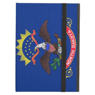 Powis Ipad Case with North Dakota Flag, USA