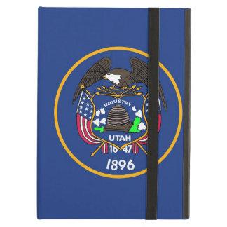 Powis Ipad Case with Utah State Flag, USA