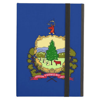 Powis Ipad Case with Vermont Flag, USA
