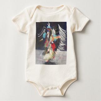 Powwow 2 baby bodysuit