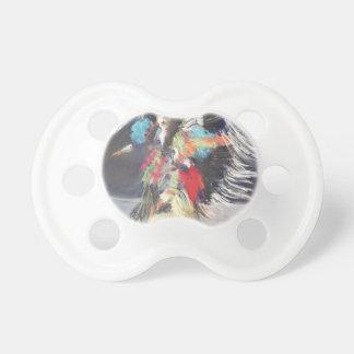 Powwow 2 pacifier