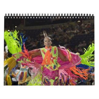 Powwow Calender Calendar