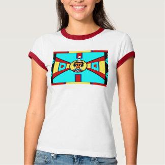 Powwow Girl - Beadwork Design T-Shirt