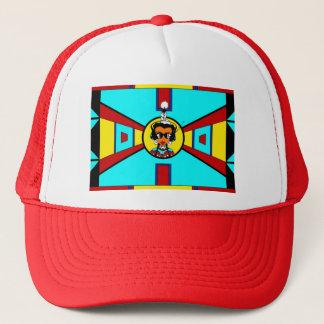 Powwow Girl - Beadwork Design Trucker Hat
