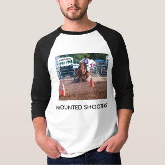 powwow&shooters 107, MOUNTED SHOOTERS T-Shirt