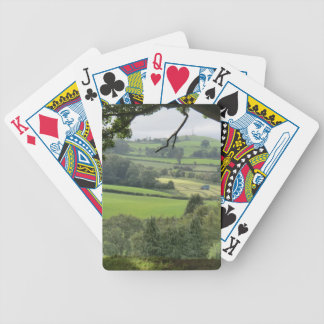 Powys at  Autumn Equinox Bicycle Playing Cards