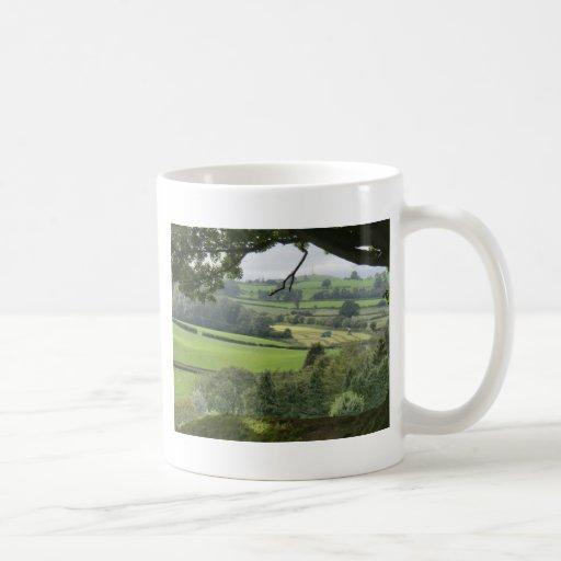Powys at  Autumn Equinox Classic White Coffee Mug