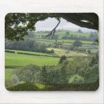 Powys at  Autumn Equinox Mouse Pad