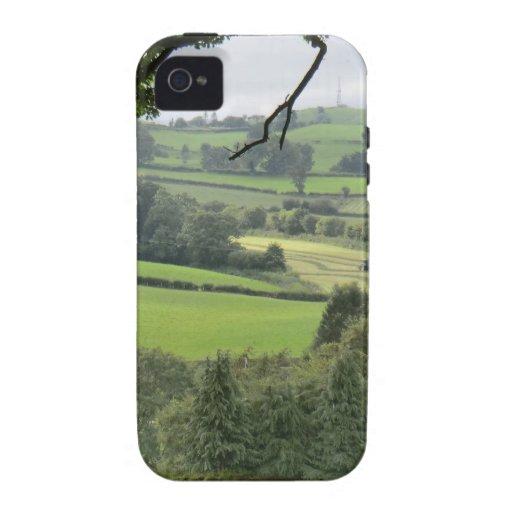 Powys en el equinoccio del otoño iPhone 4/4S fundas