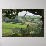 Powys en el equinoccio del otoño poster