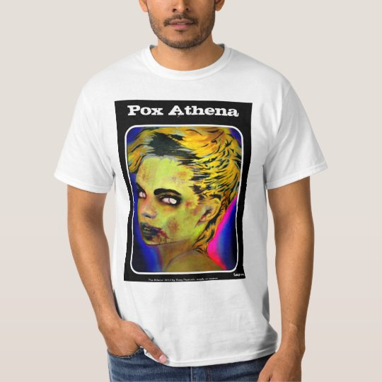 'Pox Athena' Value Shirt