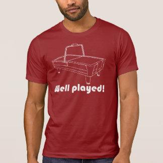 ¡POZO JUGADO! Camiseta gráfica de la DIVERSIÓN Remeras