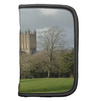 Pozos catedral, Somerset, Inglaterra Planificadores