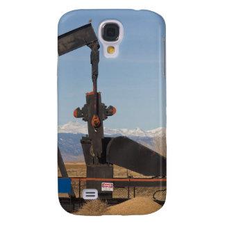 Pozos de petróleo de la montaña rocosa de Colorado