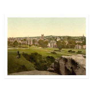 Pozos de Tunbridge, Kent, Inglaterra Tarjeta Postal