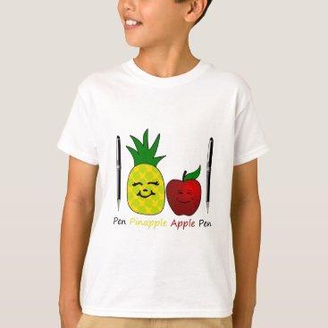 Geekasylum PPAP Kids T-Shirt
