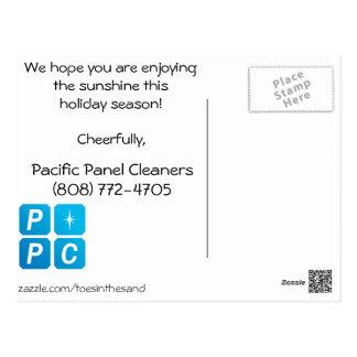 PPC Holiday Postcard