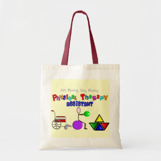 Pphysical Therapy Assistant Tote Bag