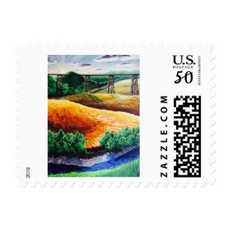 pPlayground stamps