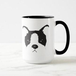 PPP Puppy's Face Mug