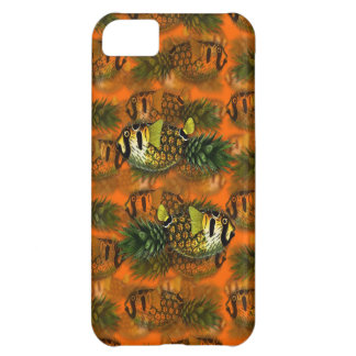pppfff!!! pineapple puffer [ph]ish iPhone 5C case