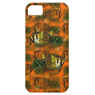 pppfff!!! pineapple puffer [ph]ish iPhone SE/5/5s case
