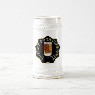 PPU (Potent Potables Unit) (black) Beer Stein