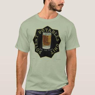 PPU (Potent Potables Unit) (black) T-Shirt