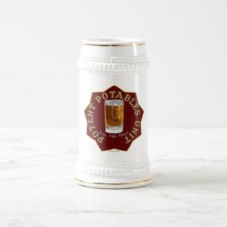 PPU (Potent Potables Unit) (red) Coffee Mug