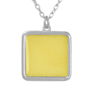 PPY-solid-yellow YELLOW BACKGROUND TEMPLATE TEXTUR Necklace
