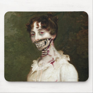 PPZ Cover Zombie Mousepad