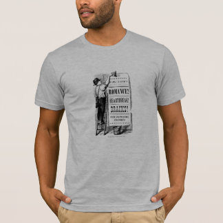 PPZ Regency Era Advert Men's T-Shirt